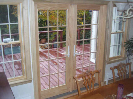 Sunroom 3 season porch boston, ma french door