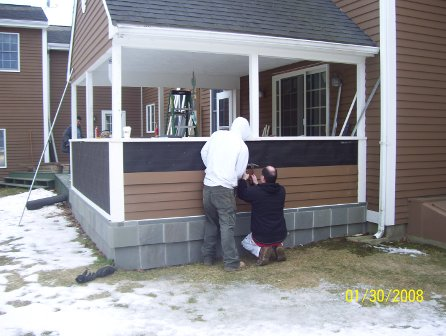Sunroom 3 season porch boston, ma